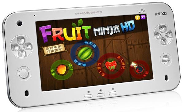 JXD S7100, tablet da 7 pollici a circa 100 euro