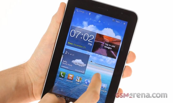 Samsung Galaxy Tab 7.0 Plus, ecco il video di unboxing