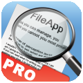 FileApp Pro per iPad