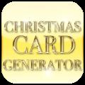Christmas Card Generator per iPad