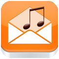 Song2Email per iPad