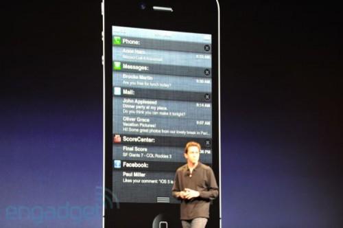 Come personalizzare lo sfondo del Centro Notifiche di iOS 5.0 [GUIDA]