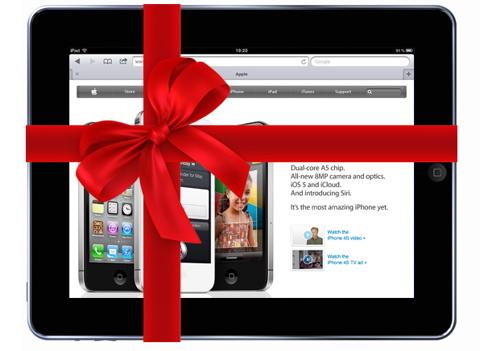 Apple iPad e Amazon Kindle Fire in cima alle classifiche natalizie USA