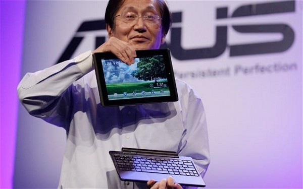 ASUS Eee Pad Transformer si aggiorna ad Android 4.0 ICS a fine mese