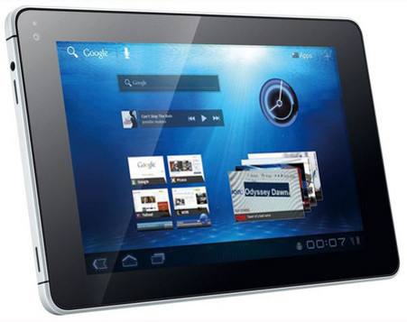 CES 2012: Huawei Mediapad arriva con Android 4.0 Ice Cream Sandwich