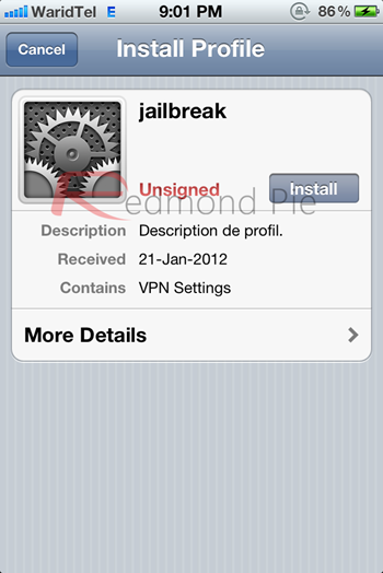 jailbreak apple windows