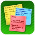 abc Notes - Checklist & Sticky Note Application per iPad
