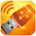 Wireless Disk - HTTP File Sharing, USB Drive, Upload & Download per iPad
