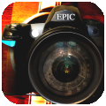 Epic Camera HD - 101 realtime camera filters per iPad