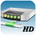 Net Master HD per iPad