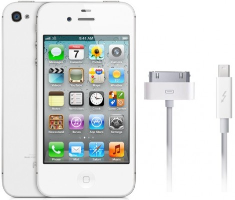 Apple iPad 3 e iPhone 5 possibili con supporto a Thunderbolt