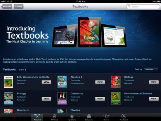 Evento Apple 19 Gennaio: iBooks 2.0, iBooks Author e iTunes U