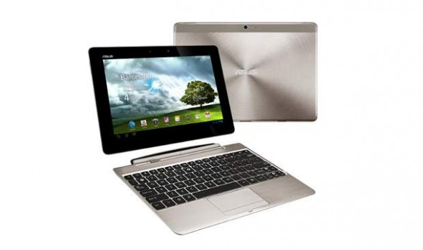 MWC 2012: Asus Transformer Pad Infinity, nuovo tablet con schermo HD