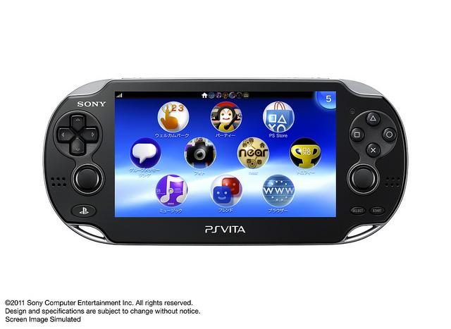 Sony Playstation Vita è finalmente disponibile in Italia