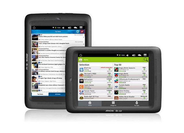 Archos annuncia ufficialmente il nuovo tablet Arnova 8b G2