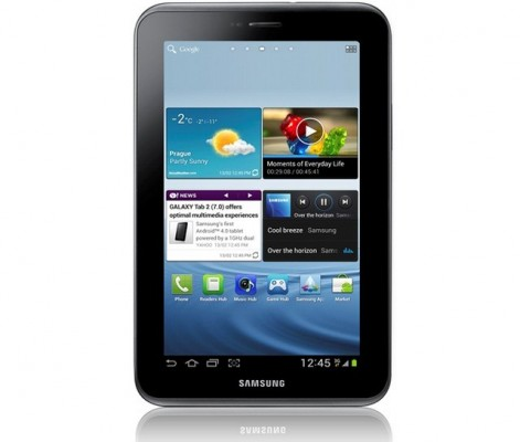 Samsung Galaxy Tab 2 potrebbe costare 299 euro