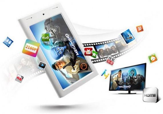 Hyundai A7, un nuovo tablet che costa meno di 100 euro