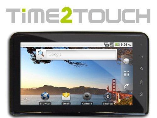 Time2Touch HC701A, caratteristiche del nuovo tablet economico