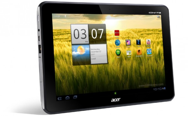Acer Iconia Tab A200, disponibile l'aggiornamento ad Android 4.0 ICS