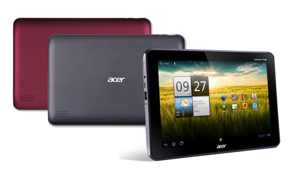 Acer Iconia Tab A200 disponibile per la vendita in Italia