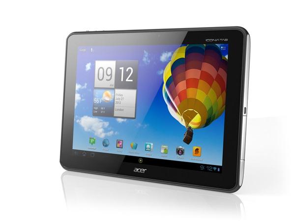 Acer Iconia Tab A510 arriva in Italia a marzo