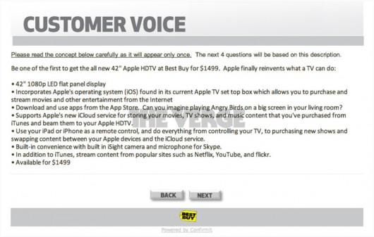 Apple iTV, nuovi indizi sull'hardware dalla catena Best Buy