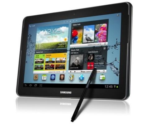 MWC 2012: Samsung Galaxy Note da 10.1 pollici è ufficiale
