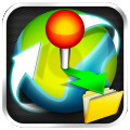 Location Manager: GeoShare - Share, Save, and Manage your Favorite Locations per iPad