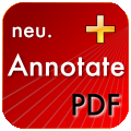 neu.Annotate+ PDF per iPad