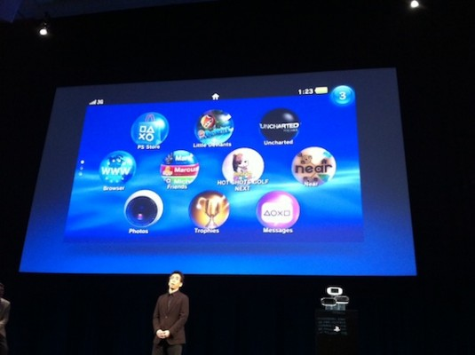 Il sistema operativo di Playstation Vita anche su Tablet