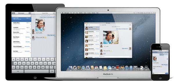 Apple presenta Mountain Lion: quando OS X incontra iOS
