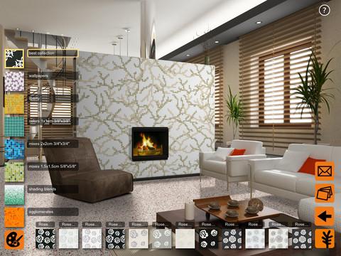 Itrend per progettare le pareti di casa su ipad for App per progettare casa