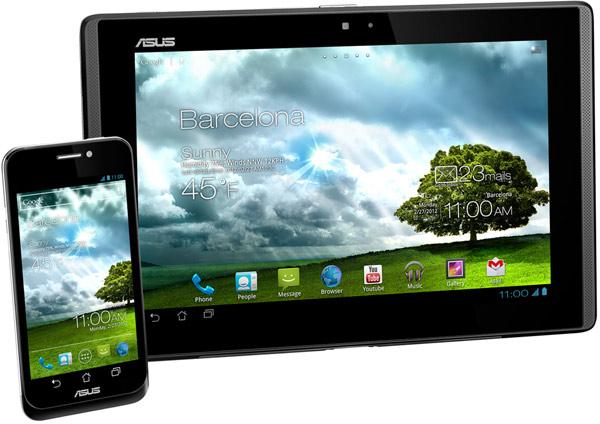 MWC 2012: Asus PadFone è finalmente realtà