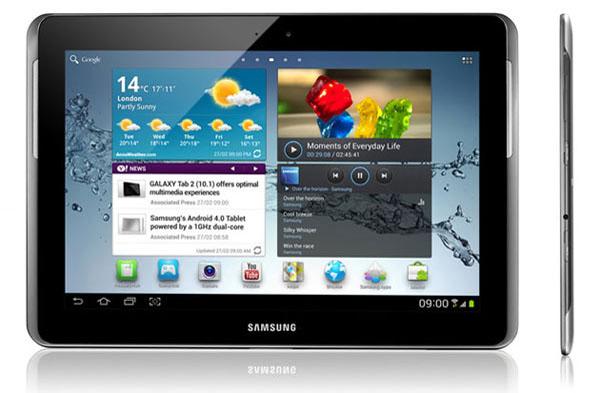 Samsung Galaxy Tab 2, arriva la versione da 10.1 pollici