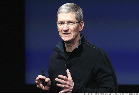 Tim Cook parla del futuro di Apple agli azionisti