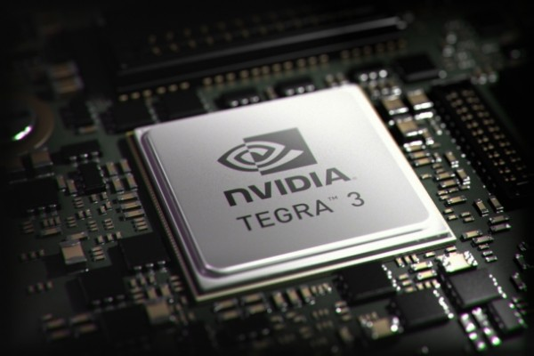 La potenza grafica del chipset NVIDIA Tegra 3 in un video