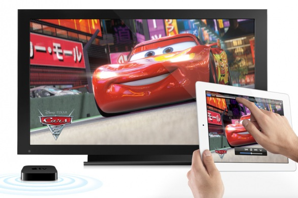 Apple TV di terza generazione forse al keynote su iPad 3
