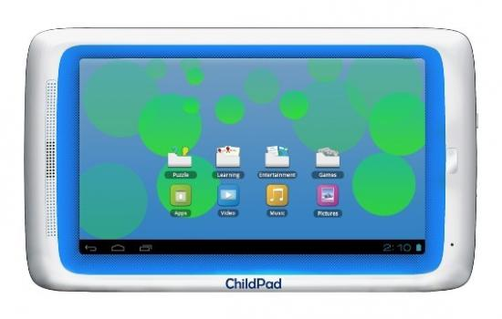 Archos ChildPad, un tablet Android per i più piccoli
