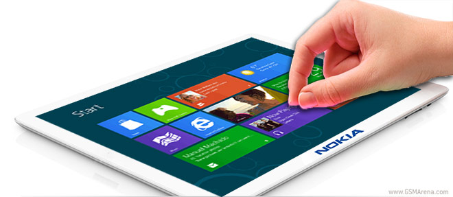 Nokia al lavoro su un tablet PC con Windows 8