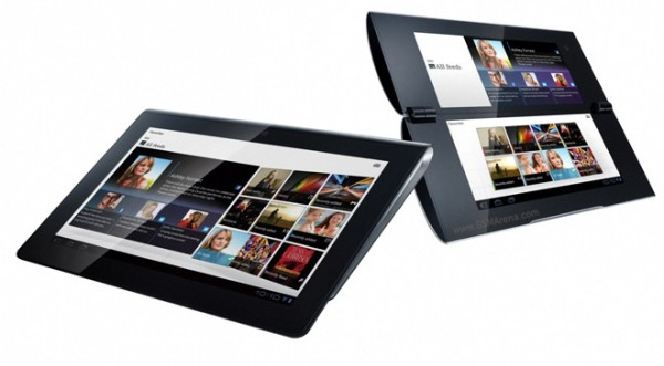 Sony Tablet S e Tablet P si aggiornano ad Android 4.0 ICS tra un mese