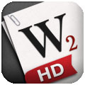 Scrivere (Write) 2 - Retina-Ready Notes App per iPad