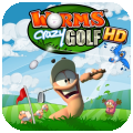 Worms Crazy Golf HD per iPad
