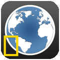 The World by National Geographic per iPad
