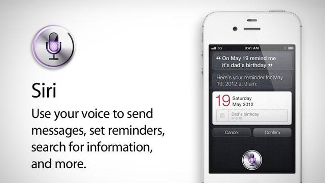 Apple iPhone 4S: video dimostrativo delle potenzialità di Siri per un non vedente