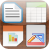 Documents Unlimited PDF & Office Editor Apps for iPad per iPad