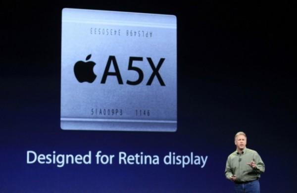 Gli esperti di Anandtech non giudicano positivamente il chipset Apple A5X del nuovo iPad