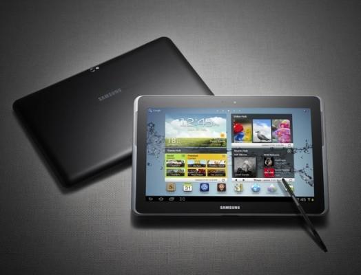 Samsung Galaxy Note 10.1 ritarda a giugno, possibile inclusione di un processore quad core