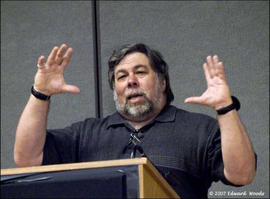 Steve Wozniak: Windows Phone è più bello e intuitivo di Android