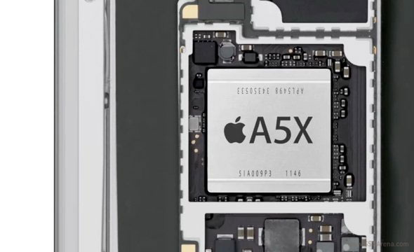 Nuovo iPhone 5 e iPod Touch 5G in fase di test con chipset Apple A5X