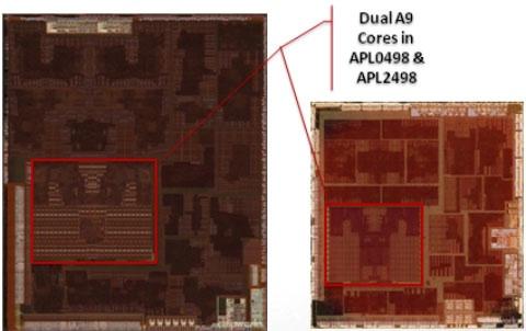 L'Apple TV di terza generazione ha il processore A5 dual core a 32 nm